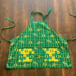 Oregon Duck apron